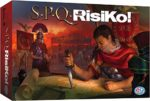 Spin Master Games SPQRisiKo table. The most played strategy game in Italy