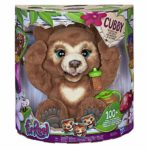 Fur Real Friends Cubby The Curious Bear Interactive Plush Toy