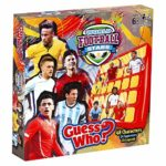 Winning Moves World Football Stars Guess Who? Board Game