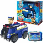 Paw Patrol 6054190 Chase Remote Control Police Cruiser with 2-way Steering