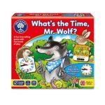 Orchard Toys What's the Time