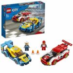 LEGO 60256 City Nitro Wheels Racing Cars Toy with 2 Race Drivers Minifigures