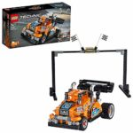 LEGO 42104 Technic Race Truck Toy to Racing Car 2-in-1 Model
