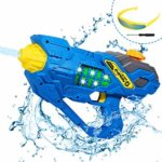 ARANEE Electric Water Gun With Glasses Water Pistol Squirt Guns for Kids