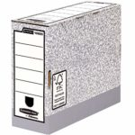 Bankers Box System 100 mm Transfer File