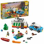 LEGO 31108 Creator 3in1 Caravan Family Holiday Toy with Car