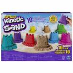 Castle Containers 10-Colour Pack for Kids Aged 3 and Up