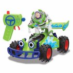 Toy Story 203154000 Disney Pixar 4 – RC Buggy with Buzz – 1: 24 Scale