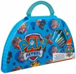 PAW PATROL Art Sets For Children With Colouring Pens Childrens Paint And Crayons