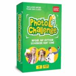 Photo Challenge | Indoor Treasure Hunt Kids & Family Activity Game | Activities & Challenges for Children & Families | Suitable For Boys & Girls 5+ Year Olds to Adult: Amazon.co.uk: Toys & Games