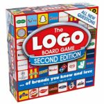 Drumond Park T73162 Logo Board Game – 2nd Edition: Amazon.co.uk: Toys & Games