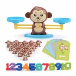 Basic Math Balance Game Toy Early Education Counting Scales Learn Numbers Mathematics Digital Addition Gift for 3+ Year Old Kids Boy Girl: Amazon.co.uk: Kitchen & Home