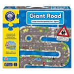 Orchard Toys Giant Road Floor Puzzle: Amazon.co.uk: Toys & Games