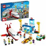 LEGO 60261 City 4+ Central Airport Playset with Toy Plane