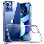 TORRAS Diamonds Clear iPhone 12 Case/iPhone 12 Pro Case [Anti-Yellowing] [Military Shockproof] Protective Hard PC with Soft Silicon Slim Thin iPhone 12 Phone Case/iPhone 12 Pro Cover Clear 6.1''-Clear: Amazon.co.uk: Electronics