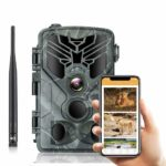 SUNTEKCAM 4G Cellular Wildlife Camera 20MP 1080P Trail Game Camera Motion Activated Infrared Night Vision with Mobile phone transfer IP66 Waterproof Design for Outdoor and Home Security: Amazon.co.uk: DIY & Tools
