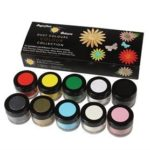 Sugarflair Blossom Tint & Lustre Collection - 10 x 2g: Amazon.co.uk: Kitchen & Home