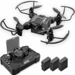4DRC Mini Drone for Kids and Beginners RC Foldable Nano Pocket Quadcopter with Auto Hovering