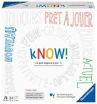 Ravensburger- kNOW! - Board game - Quiz game to play with friends or family - 27253 - French version - from 3 to 6 players - from 10 years: Amazon.co.uk: Toys & Games