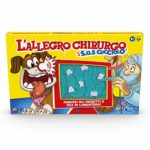 Hasbro Gaming The Cheerful Surgeon S.O.S. Puppy Boxed Game with Sound: Amazon.co.uk: Toys & Games