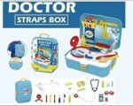MEDca 20pcs Kids Pretend Play Doctor Toys with Straps Box Packing: Amazon.co.uk: Toys & Games