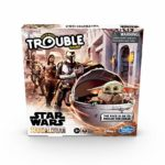 Hasbro Star Wars The Mandalorian Edition Board Game for Kids Ages 5 and Up: Amazon.co.uk: Toys & Games