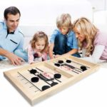 Fast Sling Puck Game Paced