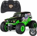 Monster Jam Authentic Grave Digger RC
