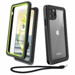 Beeasy Cover Compatible with iPhone 11 PRO MAX Case IP68 Waterproof Shockproof
