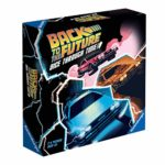 Ravensburger 26842 Back to The Future Board Game for Adults & for Kids Age 10 and Up