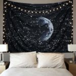 Dremisland Psychedelic Constellation Galaxy Space Pattern wall tapestry Wall Hanging Tapestries Star tapestry for wall Home