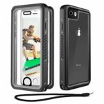 Beeasy Cover Compatible with iPhone 7/8/SE 2020 Case IP68 Waterproof Shockproof
