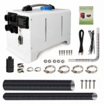 8KW 12V All-in-One Diesel Air Heater