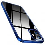 TORRAS Crystal Clear Case Compatible with iPhone 12