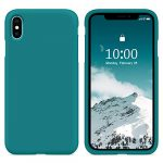 SURPHY iPhone Xs Silicone Case iPhone X Case