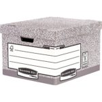 Bankers Box 0181201 System Heavy Duty Box