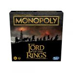 Monopoly: The Lord of the Rings Edition Board Game Inspired by the Movie Trilogy