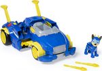 PAW Patrol Mighty Pups Super PAWs Powered Up Transforming Vehicles
