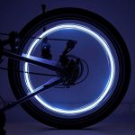 DMbaby 2021 Cool Toys for Kids- LED Bike Wheel Lights Outdoor Games Night Ride-Waterproof & Brightness