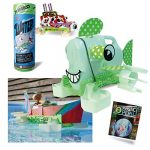 JUNKO Water! TOY BOAT Kit - Make your own toy boat out of recycled materials