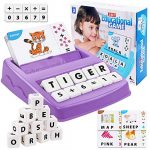 KIMILAR Learning Toy for 3 Years Old