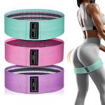 Fabric Resistance Bands for Women