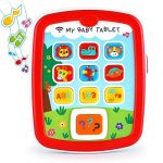 EARSOON Toddler Learning Tablet for 1 Year Old