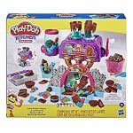 Play-Doh Kitchen Creations Candy Delight Playset for Kids 3 Years and Up with 5 Cans