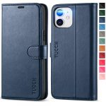 TUCCH iPhone 12 Pro Wallet Case