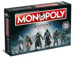 Winning Moves Monopoly-Assassin's Creed