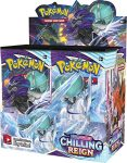 Pokemon TCG: Sword & Shield 6 Chilling Reign Booster Display (36 Boosters)