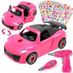 REMOKING Decorate Your Own Car Toy with 3D stickers