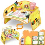 Jojoin Car Play Travel Tray with Double Sided