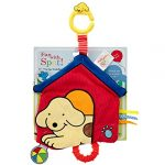 Official Spot the Dog Baby Comforter Toy - Learning and Development Spot Toy for Babies and Toddlers - Teething Comforter by Rainbow Designs